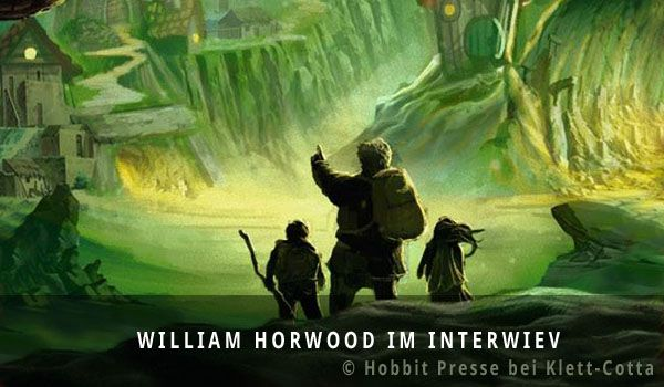 William Horwood im Interview