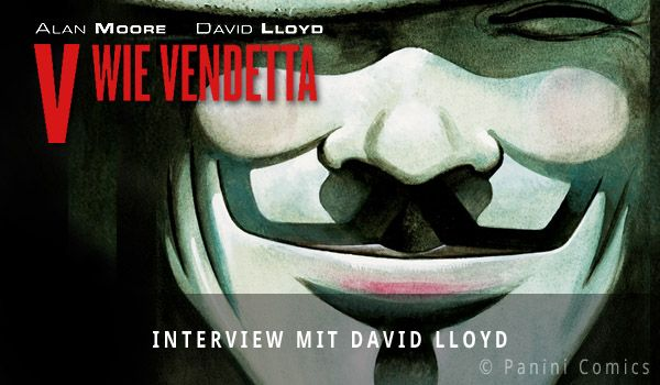 David Lloyd im Interview